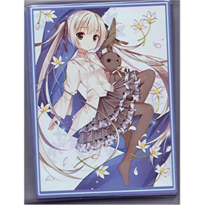 (60) MTG Wow Yugioh TCG Yosuga no Sora Kasugano Sora Card Sleeves 60pcs 67x92mm: Toys & Games
