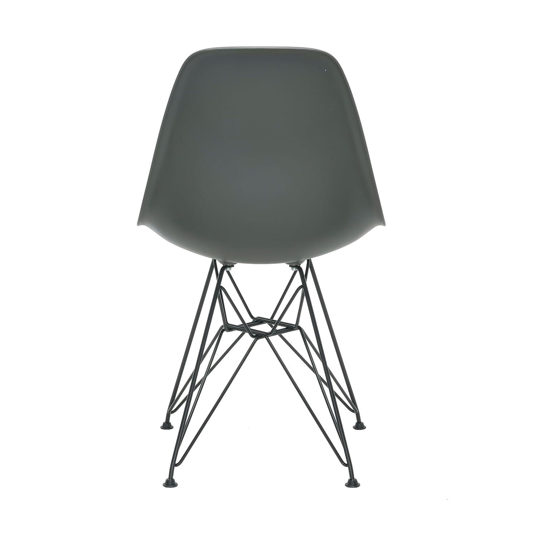 gr/ün Qeeboo 90001GE Rabbit Chair Baby 45,3 x 26,2 x 52,7 cm Plastik