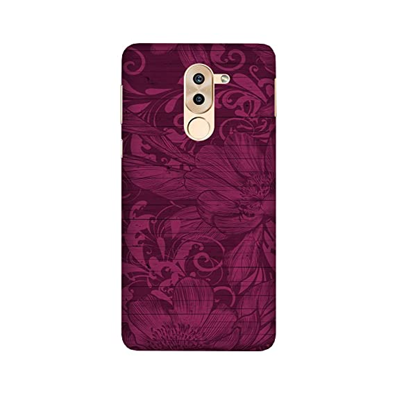 Furious [Slimfit] [Durable] Hard Plastic 3D Back Cover for Huawei Honor 6X