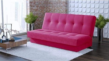 Divano Letto Rosa : Justhome caro sofà divano singolo divano letto tessuto lxlxa