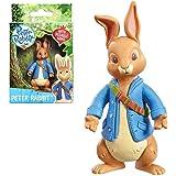 Peter Rabbit - Caractères de Sélection Figurine jouet à bras mobiles, Maja:Peter Hase