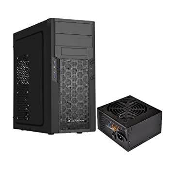 Silverstone SST-PS13B Precision Series ATX//MATX Case black