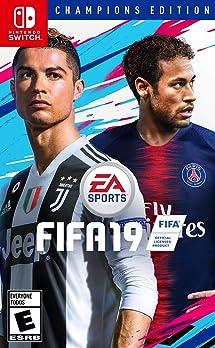FIFA 19 Champions Edition - Nintendo Switch     - Amazon com