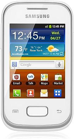 Samsung Galaxy Pocket Plus S5301: Samsung: Amazon.es: Electrónica