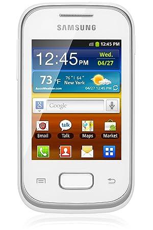 """Samsung Galaxy Pocket Plus S5301 - Smartphone libre (pantalla de 2,8"""" 240"""