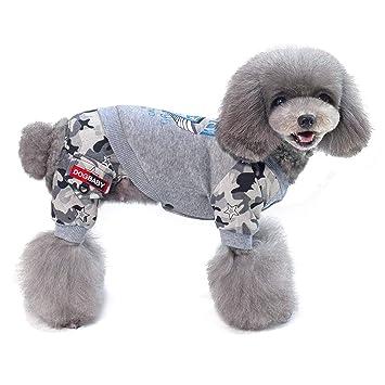 Siler Ropa para Mascotas, Corgi Peluche, Traje de Vuelo de imitación Ropa para Mascotas