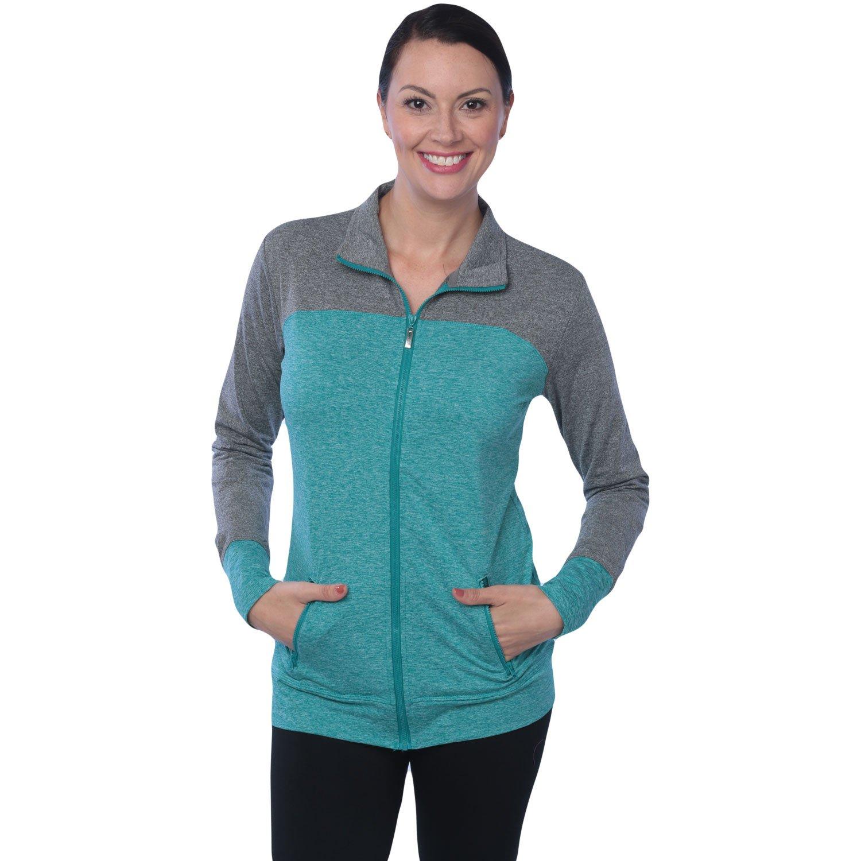 Active Club Women's Full Zip Yoga Jacket