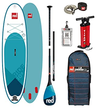 Red Paddle Co 2018 Ride 108 Inflatable Stand Up Paddle ...