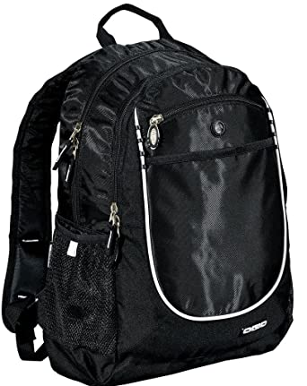 Amazon.com | Ogio Carbon Backpack (Black) | Casual Daypacks