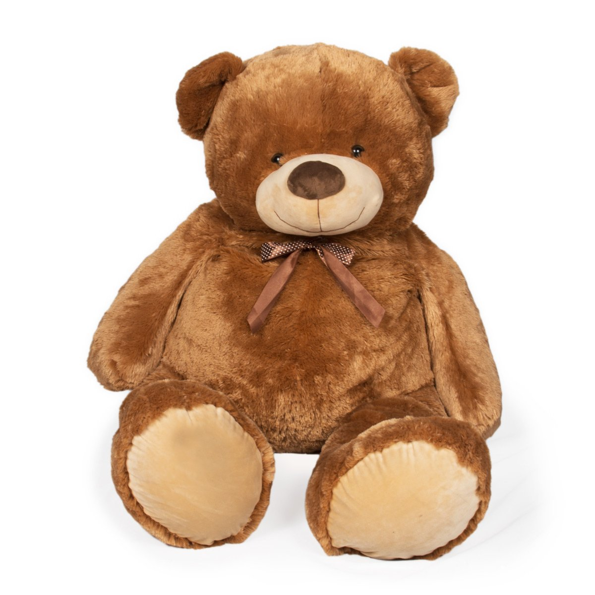 XL Riesen Teddybär Kuschel-Teddy 150cm (diag.) braun: Amazon.de: Baby