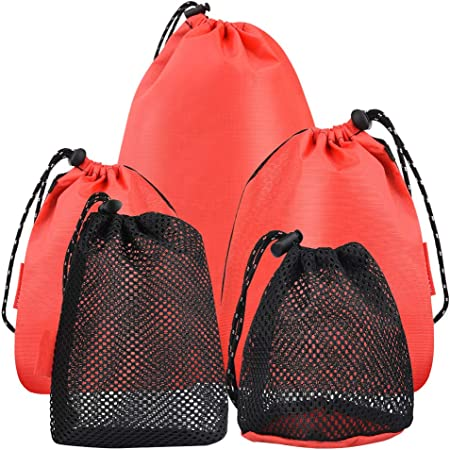 Travel Storage Bags Ultralight Waterproof Swimming Drawstring Travel Kits Hiking