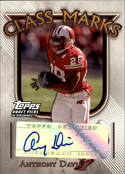 2005 Topps Draft Picks And Prospects Class Marks Autographs