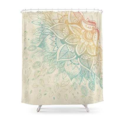 Society6 Inspire Shower Curtain 71quot