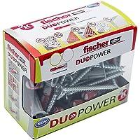fischer - Taco Duopower 10X50 S/ (Caja Brico