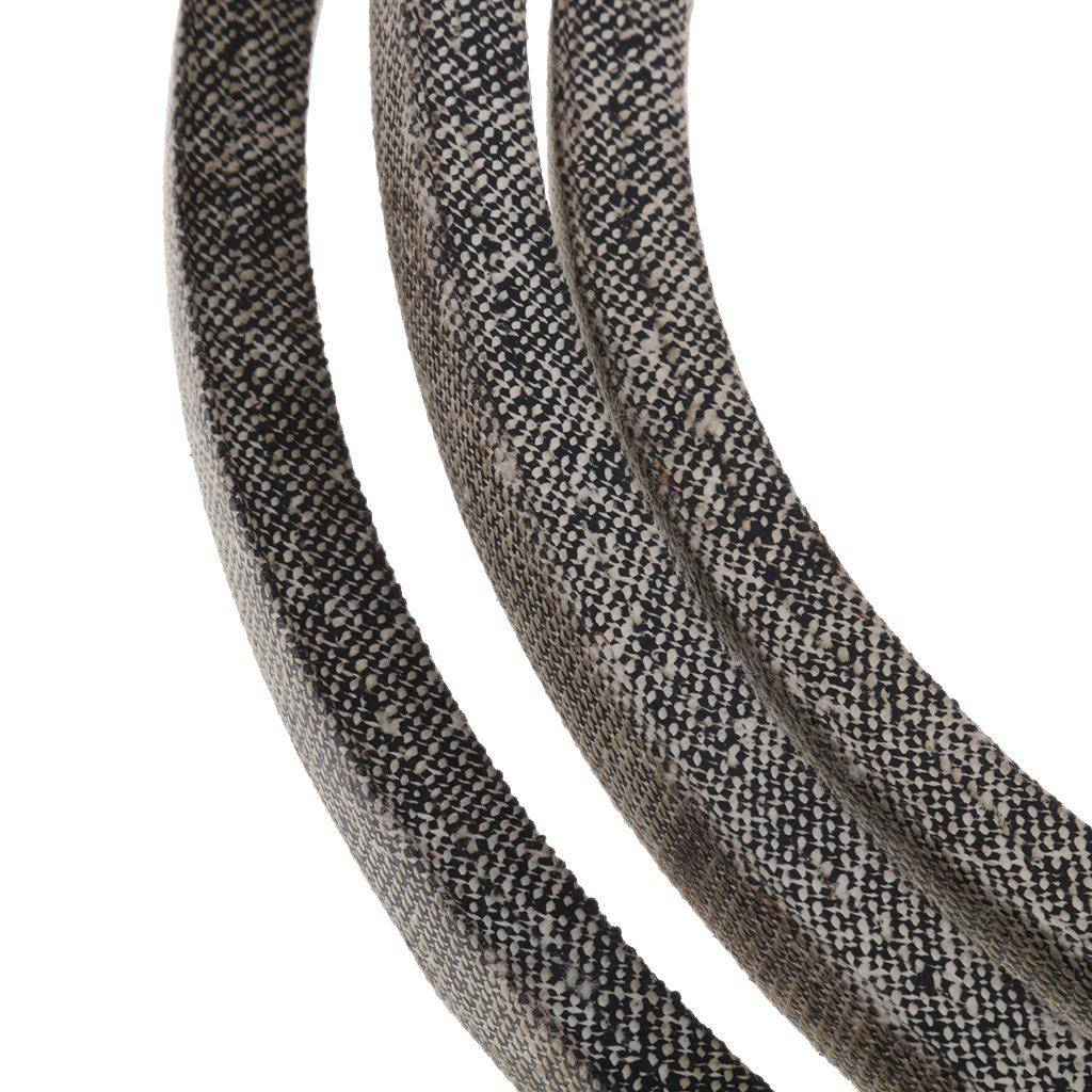 D DOLITY 88-3//8 Inch Lawn Mower Belt for Husqvarna Poulan 144200 532144200 Mower Tool Garden Grass Accessory