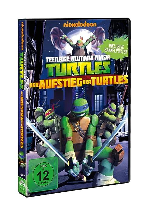 Teenage Mutant Ninja Turtles - Der Aufstieg der Turtles inkl ...