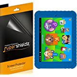 [3-Pack] Supershieldz- High Definition Clear Screen Protector For School Zone Little Scholar Kids Learning Tablet + Lifetime Replacements Warranty [3-PACK] - Retail Packaging