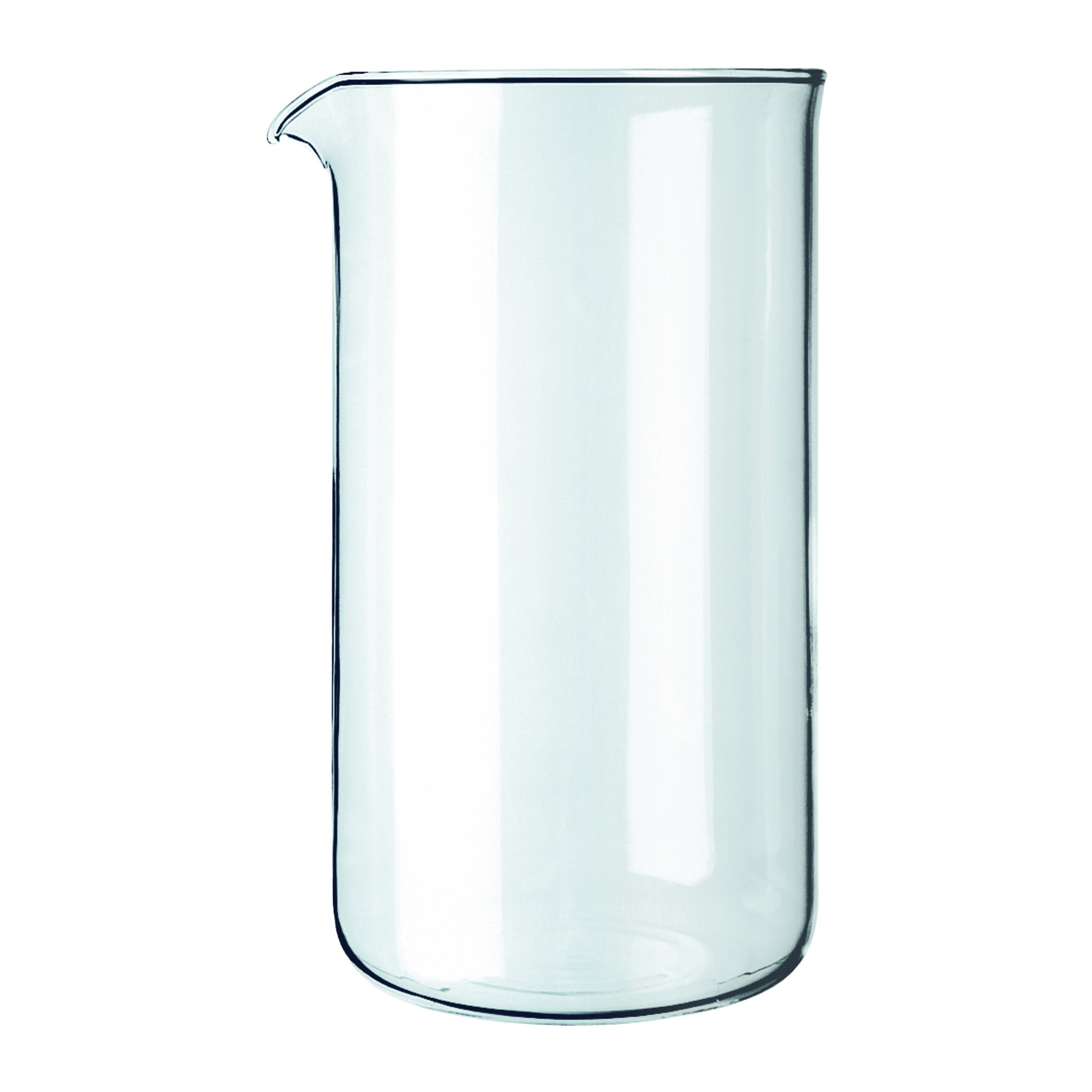 Bodum Spare Beaker, Glass, 34 Ounce, 1 Liter by Bodum