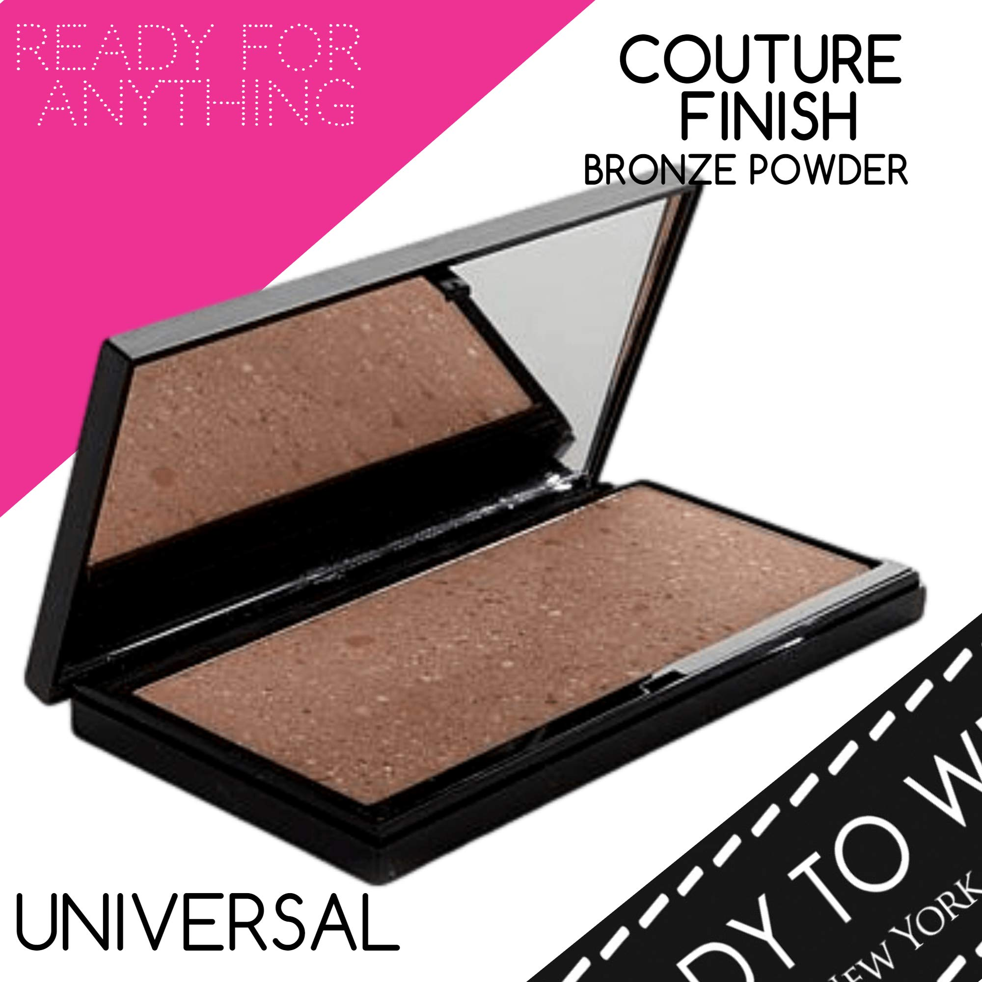 Ready to Wear COUTURE BRONZER DELUXE COMPACT (Bronze) by Ready To Wear
