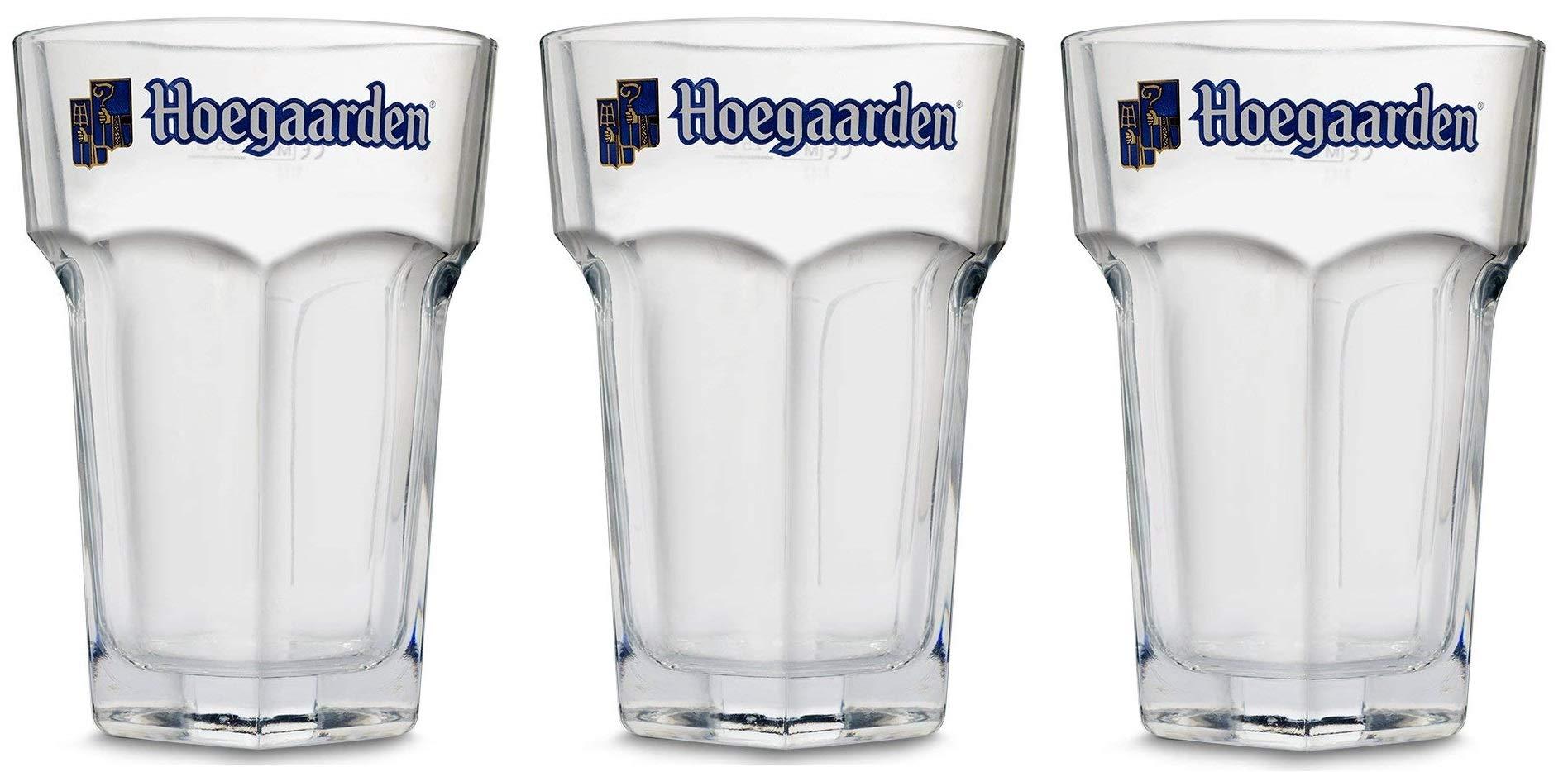 Hoegaarden Beer 3-Pack Tumbler Set, 33cl