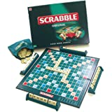 Spears Games Scrabble Original English Y9592 Brain Teasers