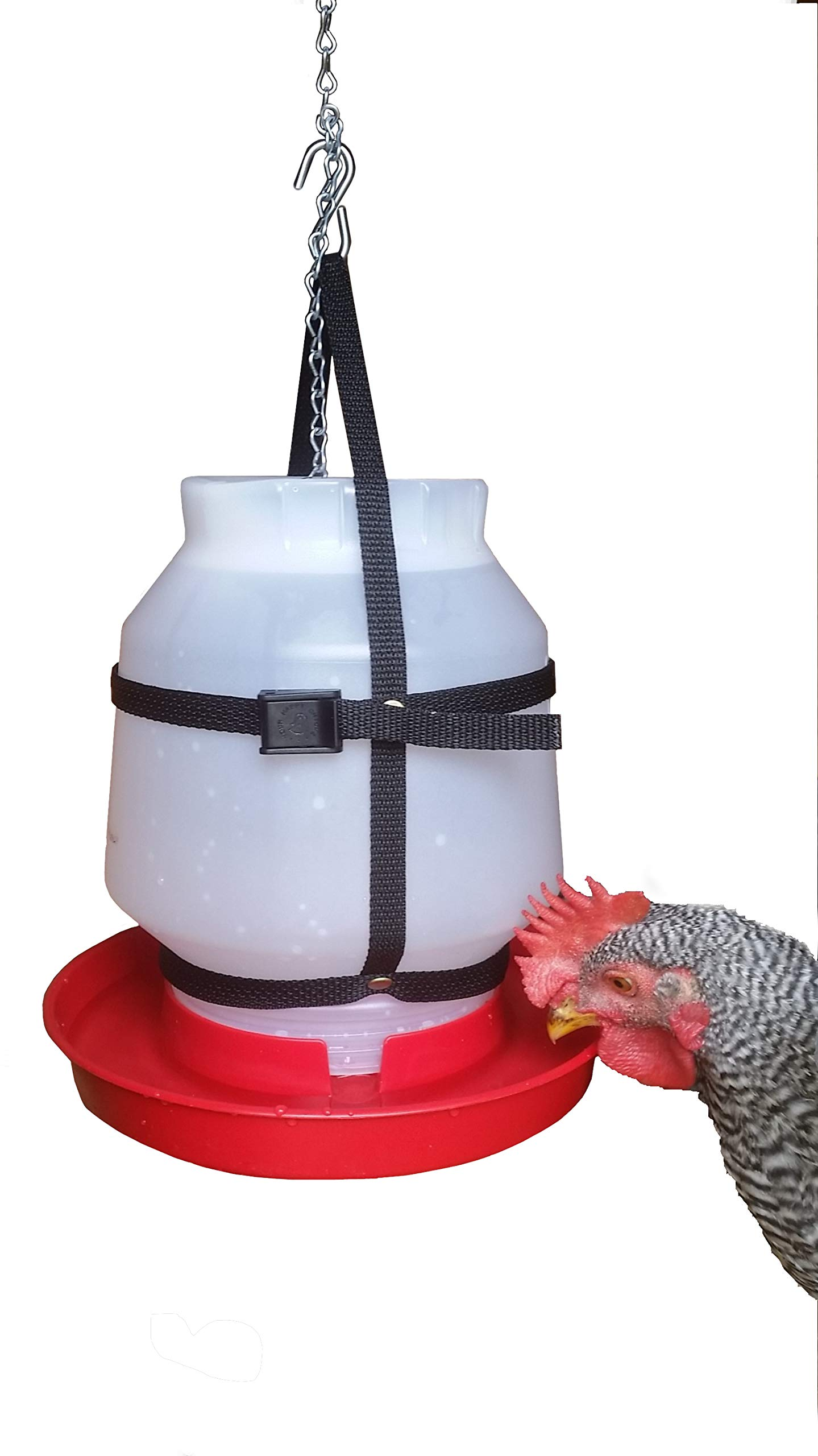 Your Happy Chicks 1 Gallon Hanging Harness (Little Giant) by Your Happy Chicks