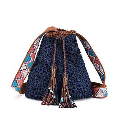 The Sak Sayulita Drawstring Crossbody Bag outlet