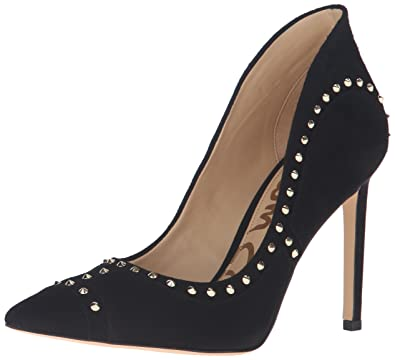 9d5b1def7 Sam Edelman Women s Hayden Dress Pump Black 9.5 ...