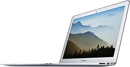 Apple 13in MacBook Air, 1.8GHz Intel Core i5 Dual Core Processor, 8GB RAM, 128GB SSD, Mac OS, Silver, MQD32LL/A (Newest Version) (Renewed) best chinese laptops