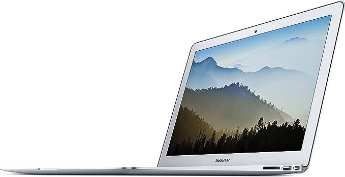 Apple 13in MacBook Air, 1.8GHz Intel Core i5 Dual Core Processor, 8GB RAM, 128GB SSD, Mac OS, Silver, MQD32LL/A (Newest Version) (Renewed) | Amazon
