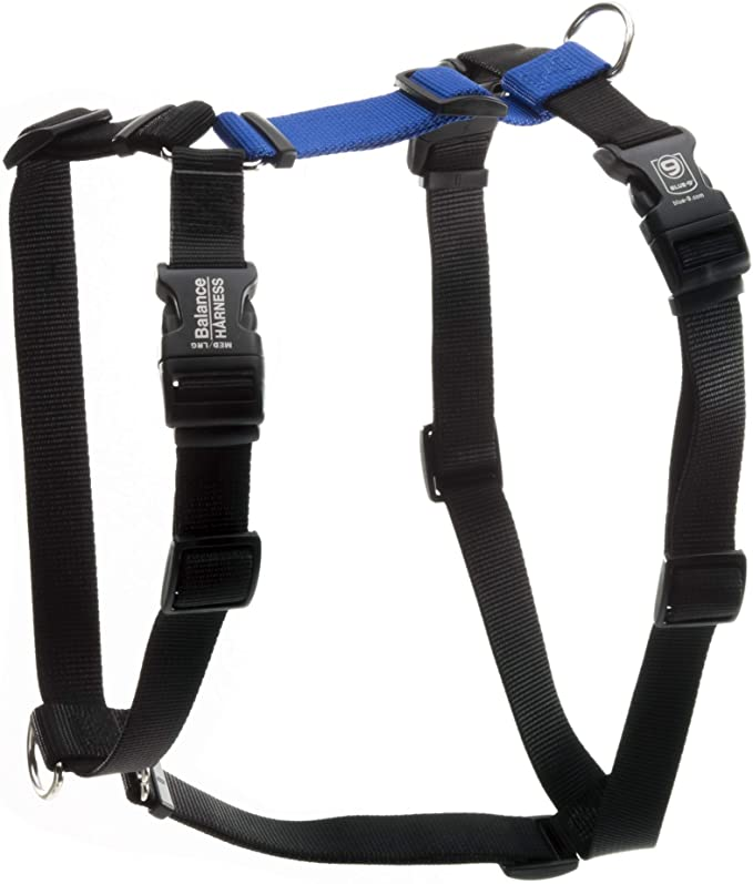 Blue-9 Pet Products Buckle-Neck Balance Harness