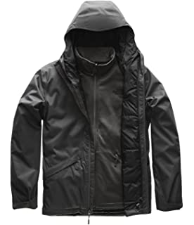 North Face Mevolveiitrijkttnfblackparkas New Men. at Amazon ...