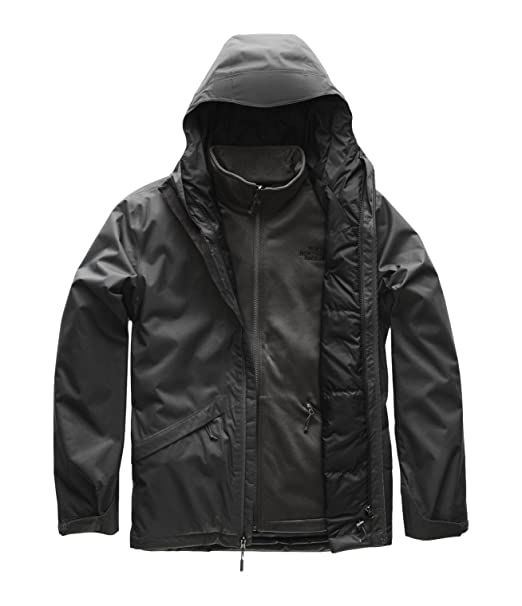 Amazon.com: The North Face Plumbline Triclimate - Chaqueta ...