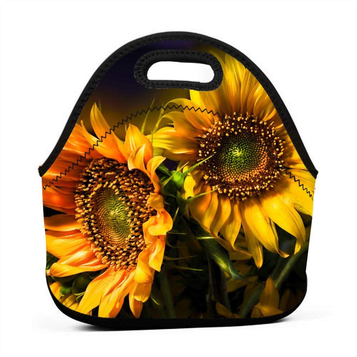 Cool Sunflower Art