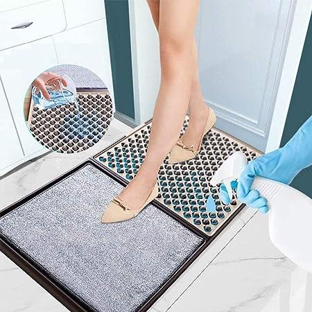 AXH Zapatos Suelas Desinfectantes Alfombrillas para Piso