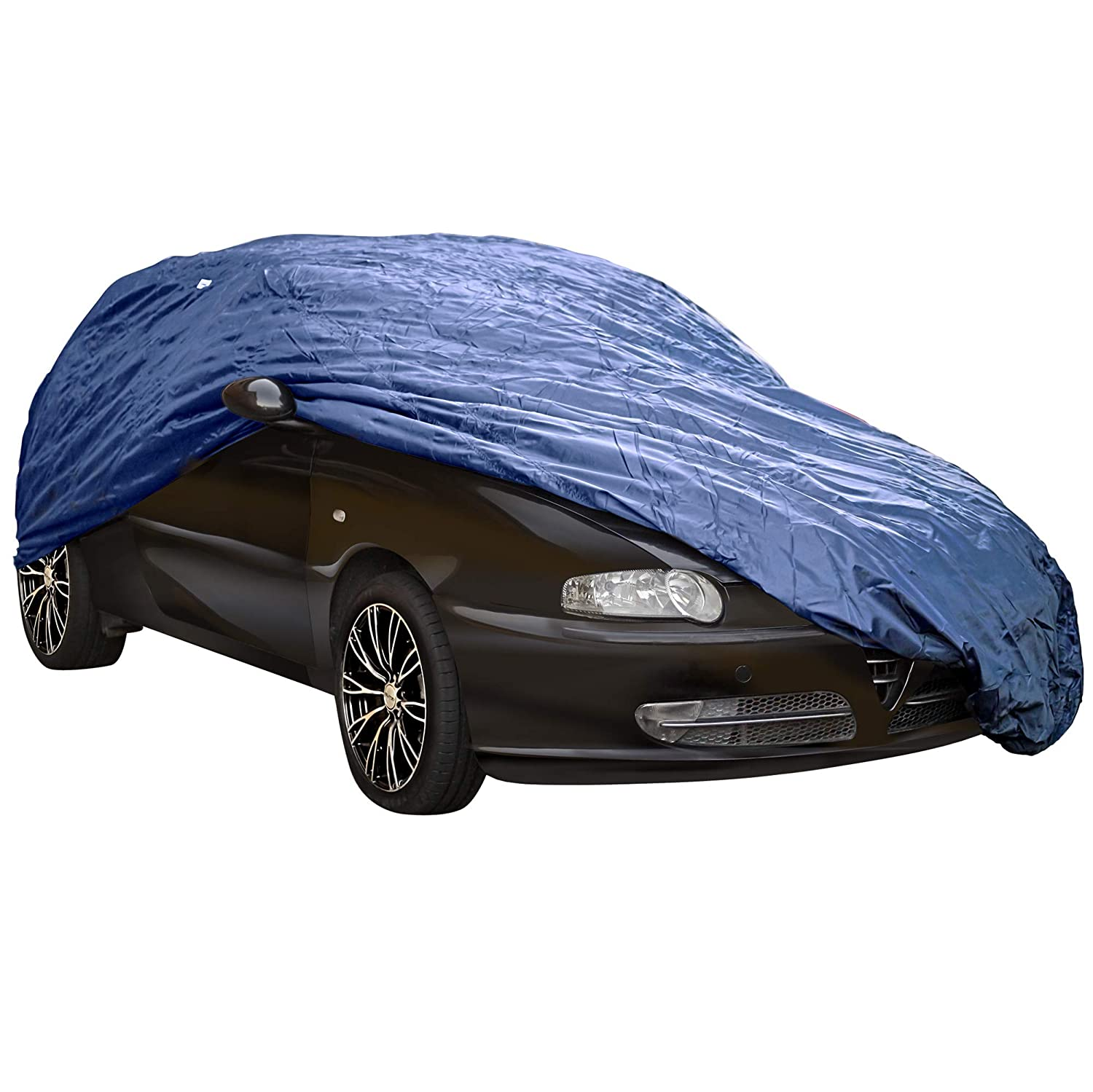 Breathable Dust Full Car Cover Indoor For MAZDA MX5 98-05 MK2