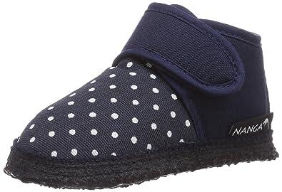 Zapatos azules Nanga para bebé EwqEFEka