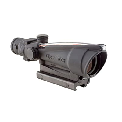 Acog 3.5 X 35 Scope Dual Illuminated Crosshair .308 Ballistic Reticle