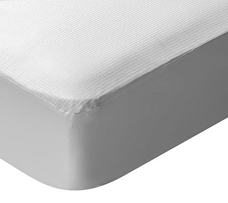 Pikolin Home - Protector de colchón, termorregulador, transpirable, 150 x 190/200