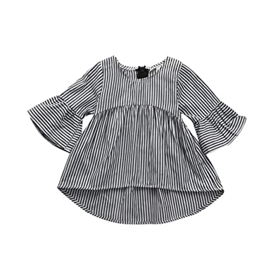 Saingacetm Ropa De Bebé Niña Manga Larga Vestido Bebé