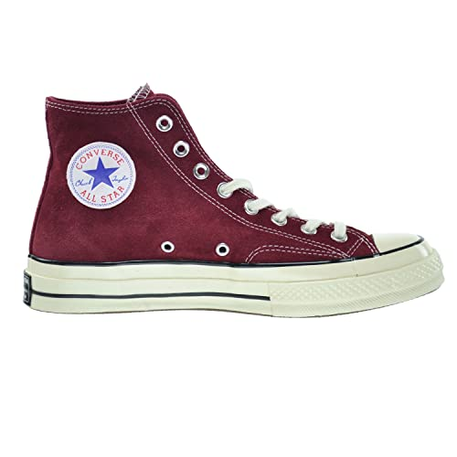 43fe089096c8 Converse Chuck Taylor 70 HI Vintage Suede Unisex Shoes Red Dahlia 149441c  (10 D(