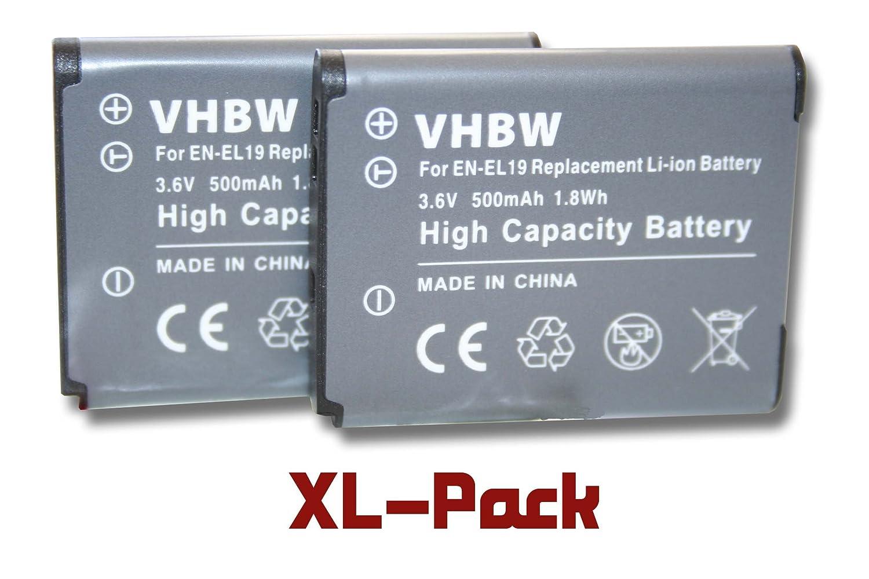 CoolPix S7000 original vhbw® Netzteil für NIKON Coolpix S5300