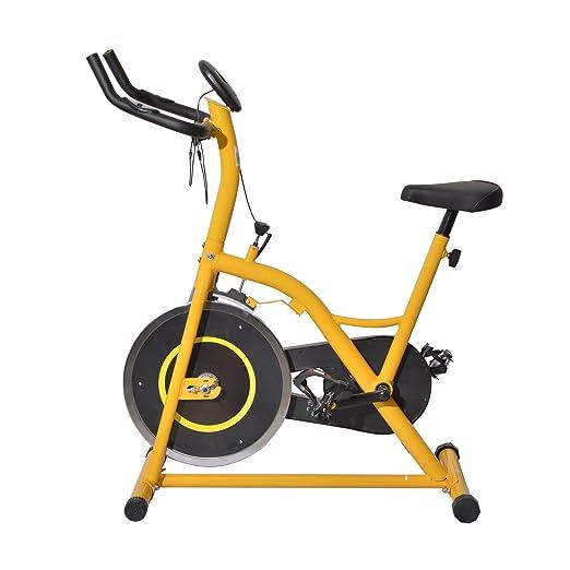 3 opinioni per Homcom- Spin Bici Bicicletta Indoor Allenamento Aerobico Ciclo Home Fitness