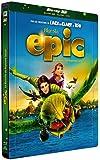 Epic - La bataille du Royaume Secret [Combo Blu-ray 3D + Blu-ray + DVD - Édition boîtier SteelBook]