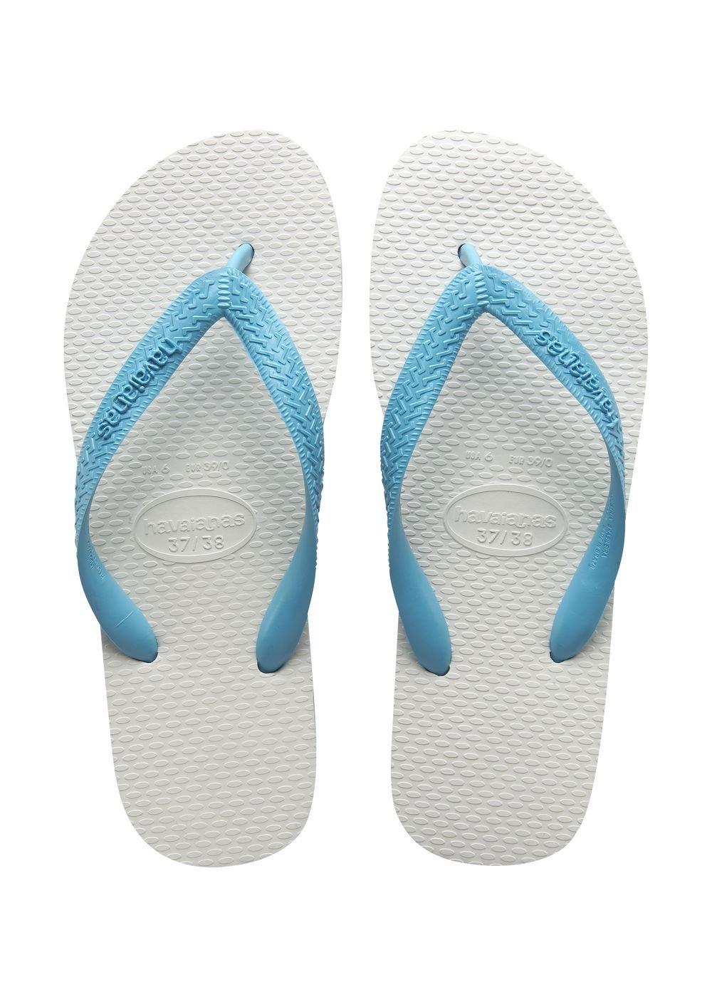 Havaianas Flip Flops Tradicional Zehentrener fuuml;r Mauml;nner/Frauen  43/44 EU (41/42 Brazilian)|Blau 0031