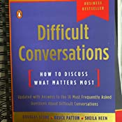 Get Difficult Conversations How To Discuss What Matters Most Pdf Download  Background