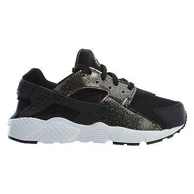 fd3b9e21f531 Nike Girl s Huarache Run SE Running Shoe