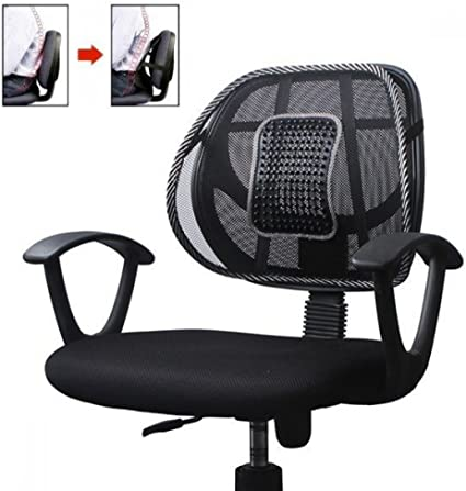 Ergonomic Car Seat Office Chair Stand Backbone Posture Corrector Massage For Back Backbone Rest On Chair Amazon Co Uk Kitchen Home