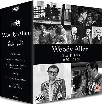 Woody Allen: Six Films - 1979-1985 Blu-ray Reino Unido: Amazon.es ...