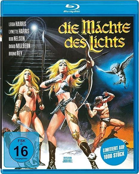 Die Mächte des Lichts [Blu-ray] [Limited Edition]